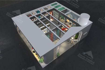 你了解北京展会设计搭建的关键所在吗?